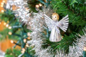 Какие ангелы украсят елку?