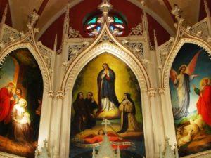Впреимущественно римско-католическихФилиппинах
