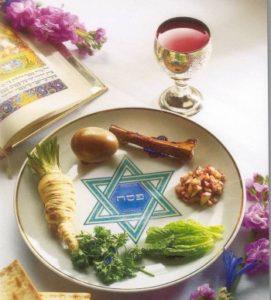 Праздник связан с еврейской Пасхой
