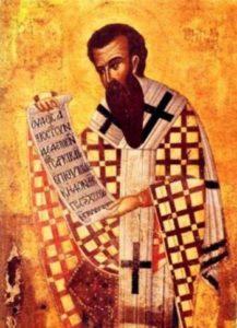 Его рвение к ортодоксии