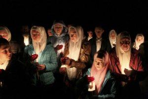 Празднование Пасхи по всему миру
