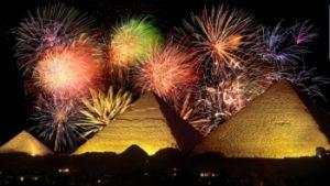 На праздники в Египет