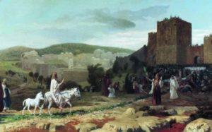 Во многих землях на древнем Ближнем Востоке