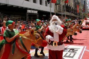 Рождественская музыка в Австралии