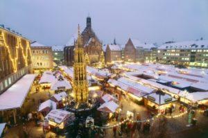 Во многих городах Германии