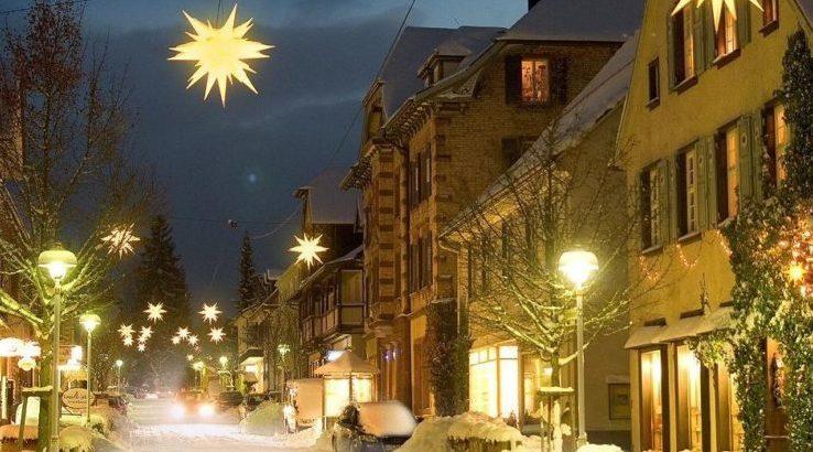 Рождественские традиции в странах Европы