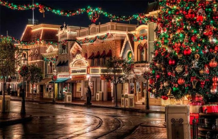 Рождество в Южной Европе