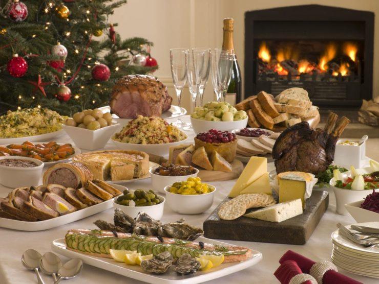 Рождество в Западной Европе