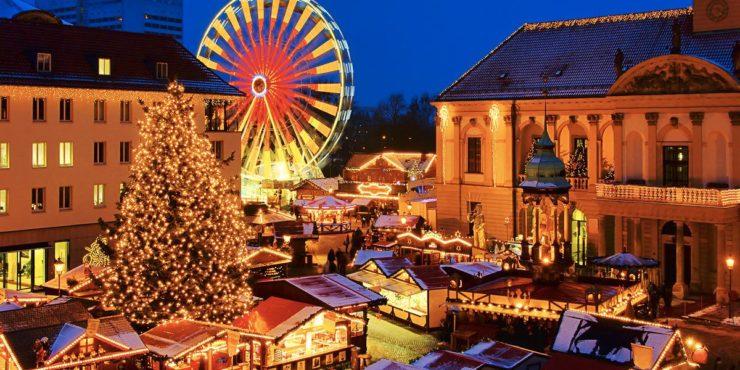 Рождественские традиции в Соединенном Королевстве