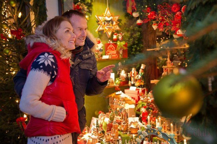 рождество в Чешской Республики и Словакии