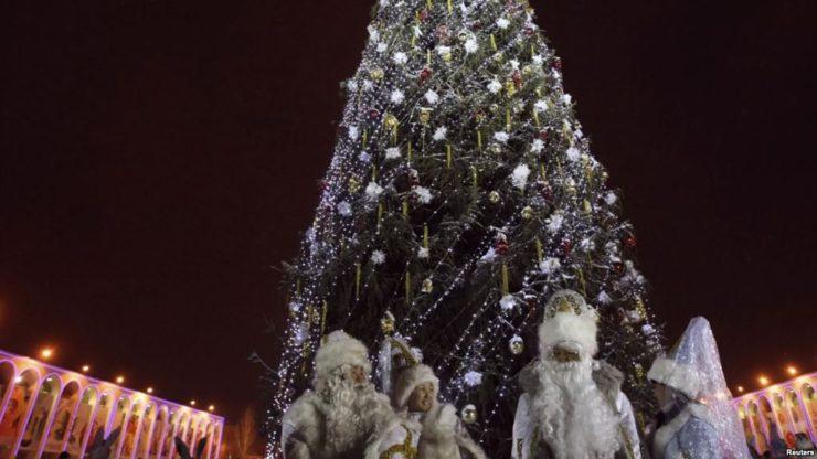 Как празднуют рождество в Сингапуре