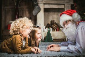 История о Санта-Клаусе