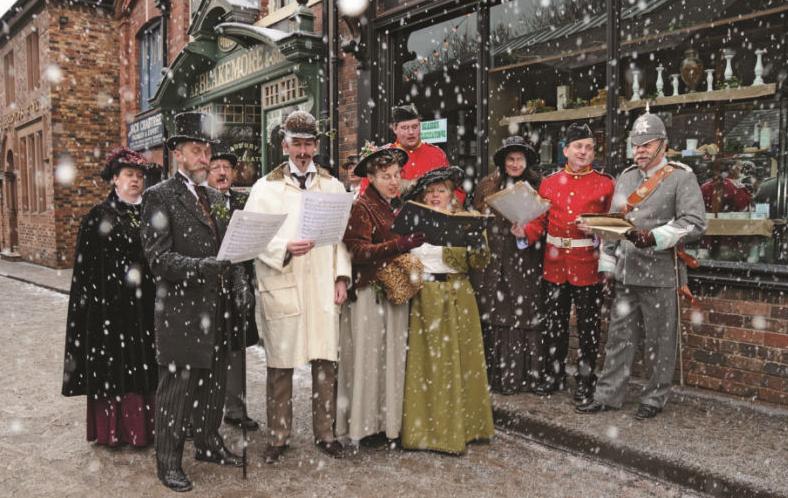 Рождественская музыка в Великобритании и Ирландии