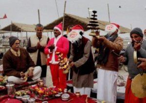 Индия на Рождество