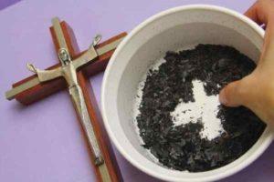 Библейское значение золы