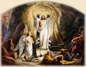 Воскресение Иисуса и праздники