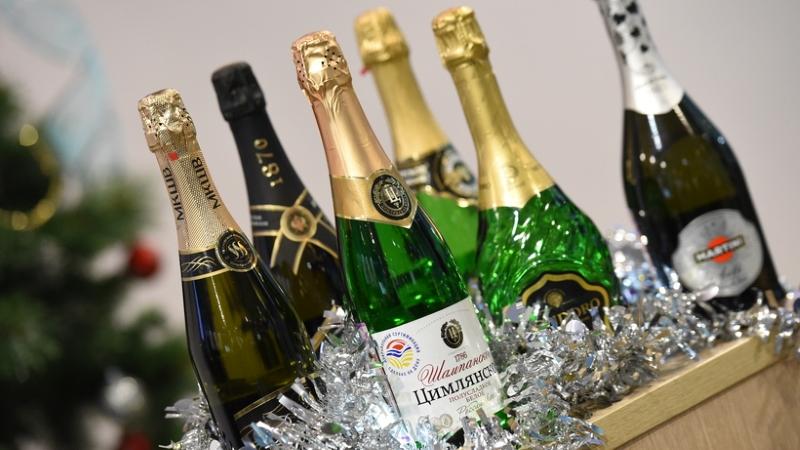 Выбираем шампанское к Новому году