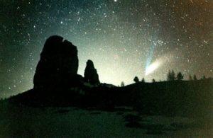 Комета в древности