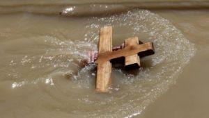 Крещение в Иордании