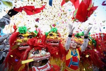 В 2019 китайский Новый год начинается 5 февраля