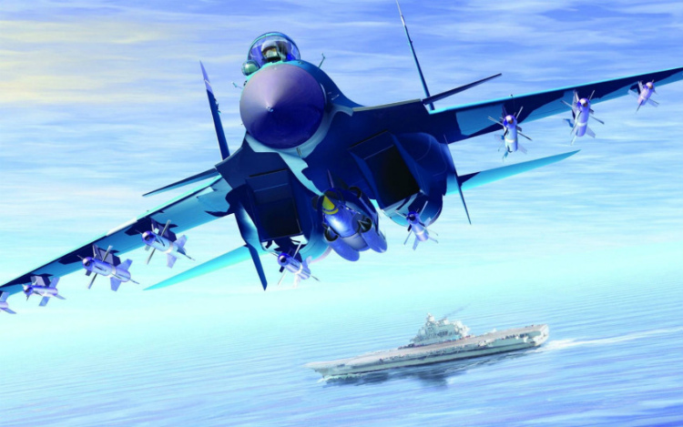 Независимые ВВС РФ