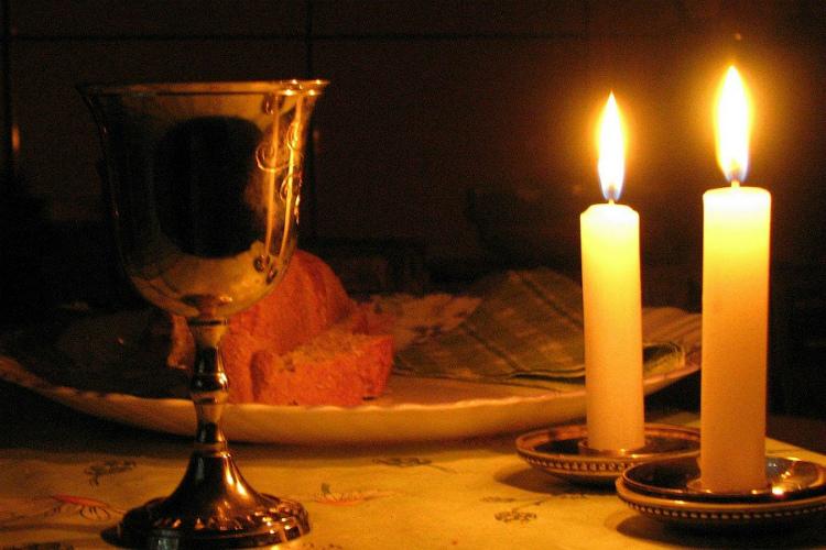 Еврейский праздник Шаббат