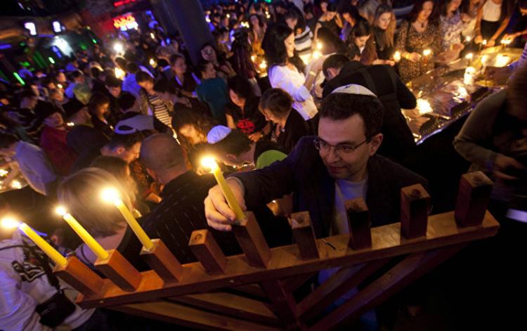 Еврейский праздник Тиша B'Av-Девятый из Av
