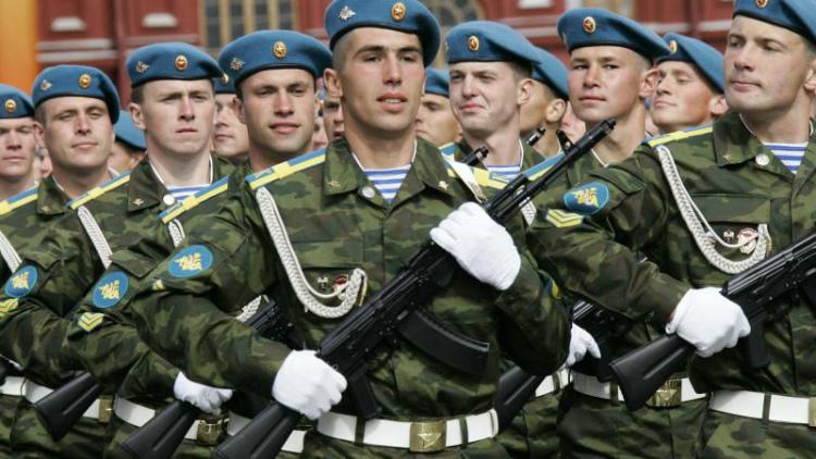День защитника Отечествав России