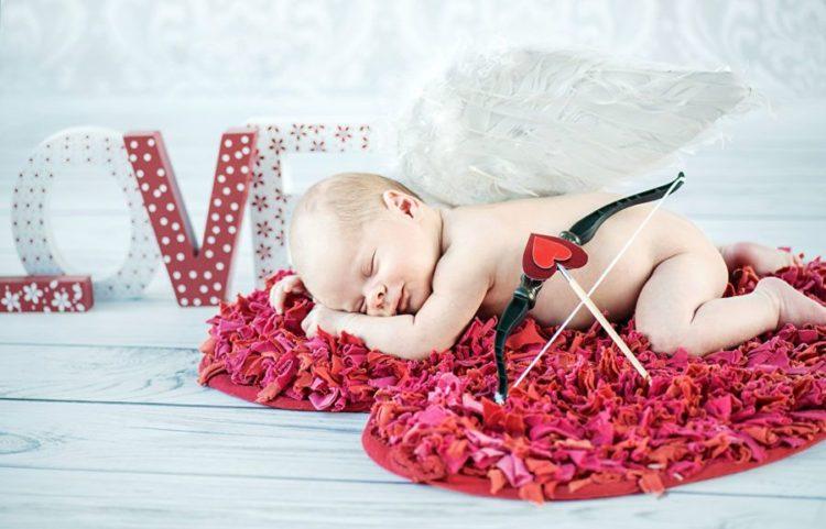 Как развивалсяДень святого Валентина
