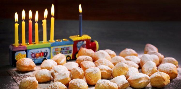 Ханука празднуется с рядом ритуалов