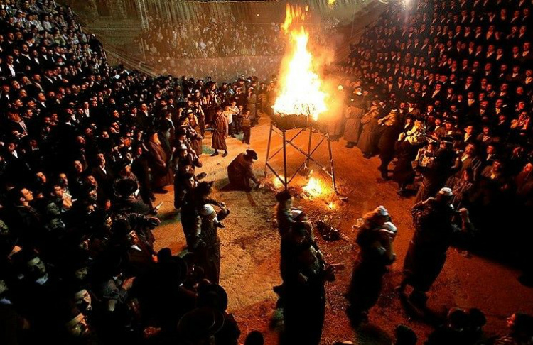 Еврейский праздник Шавуот
